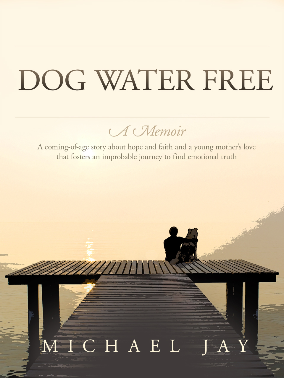 Dog Water Free Cover